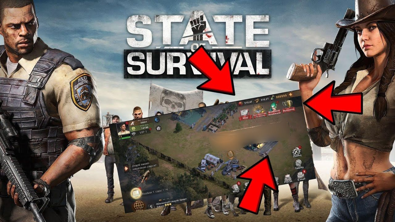 State of Survival Hack i Kody na Biocaps